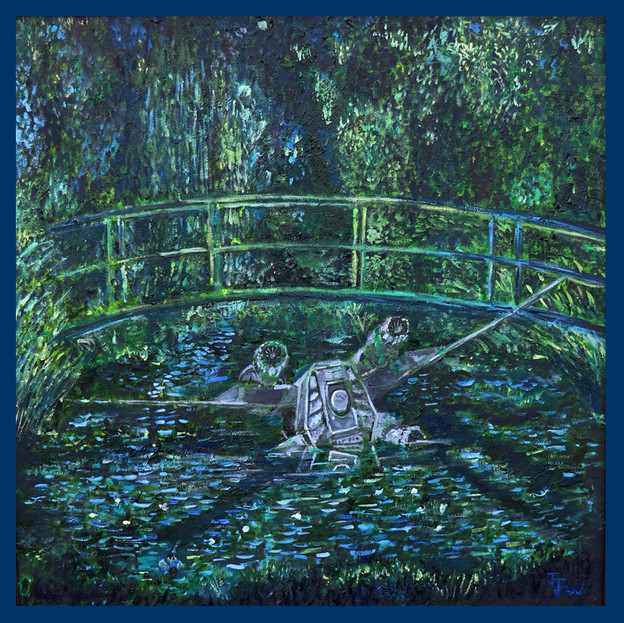 Star Wars Monet - £2,750