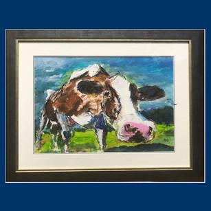 Nosy cow - £1,750