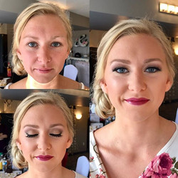 One of my gorgeous September brides..