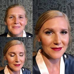 November bride 🍁👰🏻🍂 #makeupbyaleah #weddingmakeup #bridalmakeup #airbrushmakeup #minneapolismake