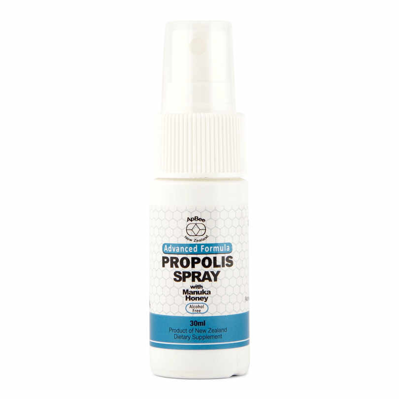 apbee propolis spray with manuka honey & echinacea
