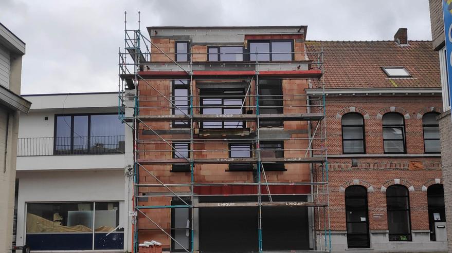 Gentpoortstraat, Deinze