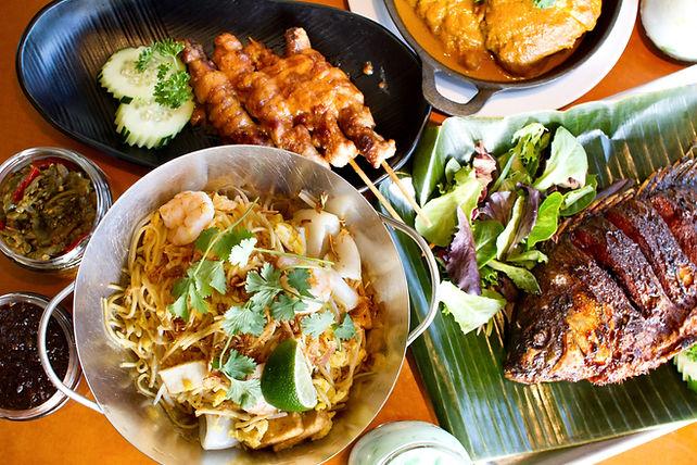 Simpang Asia Indonesian Cuisine