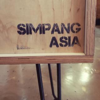 Simpang Asia dining room furniture