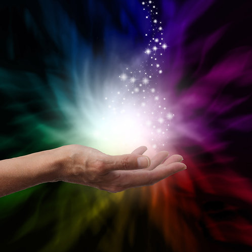 Reiki: 60 Min: Client's Home: 5 Sessions
