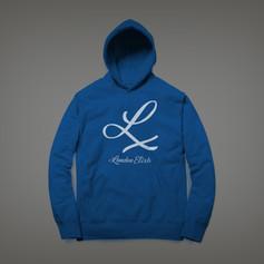 LX - HOODIE - BLUE