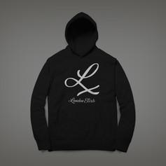 LX - HOODIE - BLACK