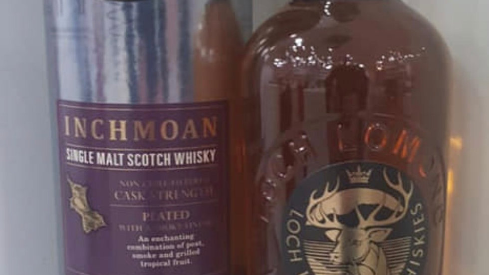 Inchmoan 2004 single cask