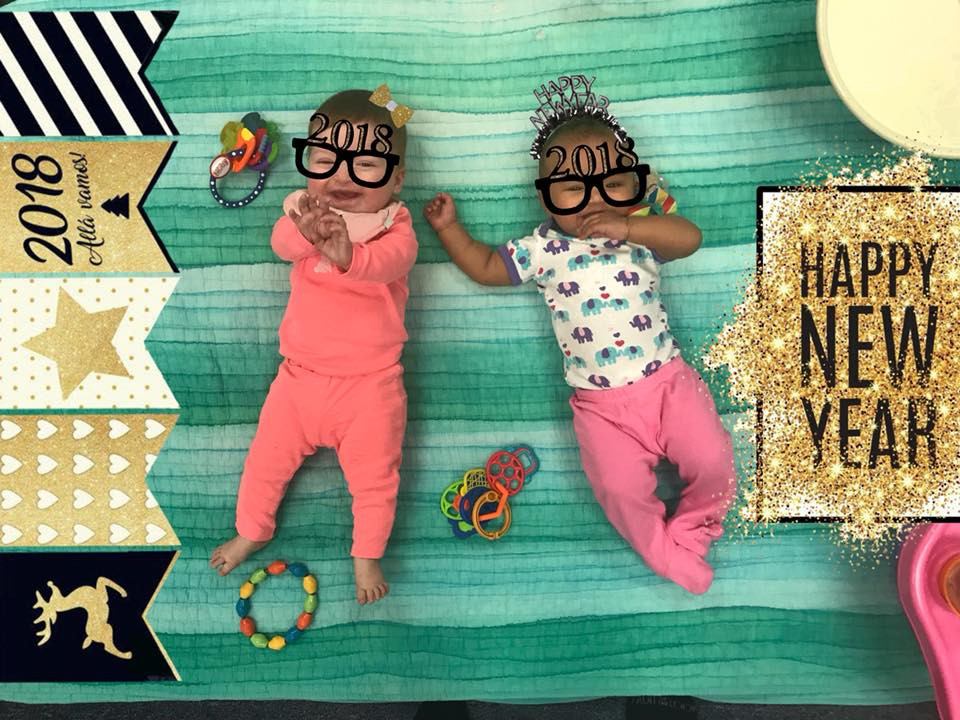 Happy New Year from Calvary Chapel Day Care!