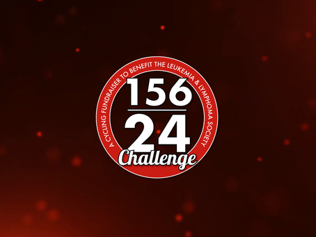 The 156 Over 24 Challenge