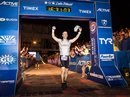 After Cheating Death Twice, Ironman Powers Through Races With Another Person's Heart