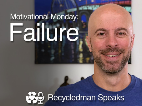 Motivational Monday: Failure