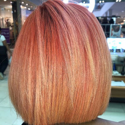 Custom color...BOOK TODAY! www