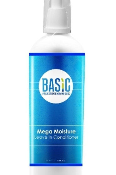 Mega Moisture Leave-in Conditioner