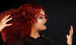 Ravishing reds _BOLD color, healthy hair