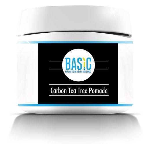 Carbon Tea Tree Pomade