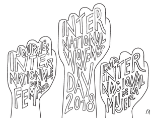8 Articles/Videos/Activities for International Women's Day (Mar 8)