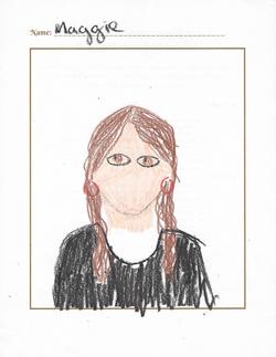 Draw a portrait!
