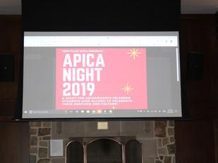APICA Night 2019!