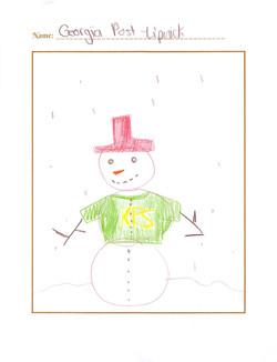Draw a snowman!