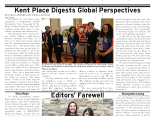 Ballast: Graduation 2015 Issue
