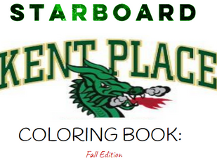 Kent Place Coloring Book: Fall Edition