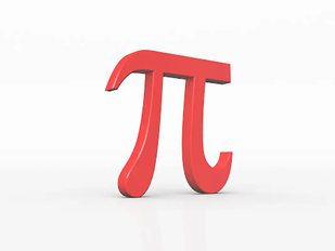 One Month Anniversary of Pi Day!