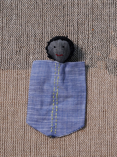 Sujani dolls (pairs)