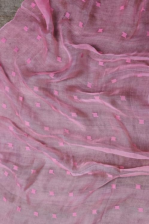 Mulberry silk Extra weft Dupatta