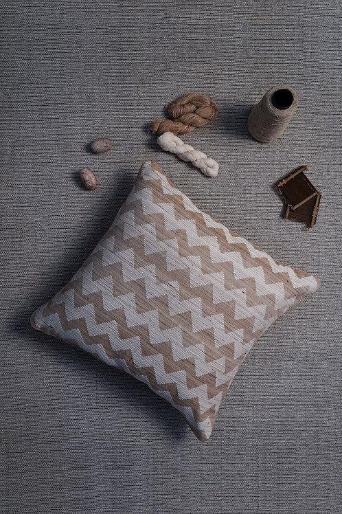 Extra weft cushions