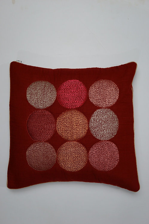 Cotton Sujani cushions