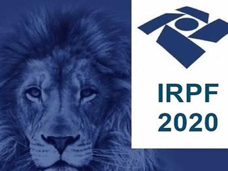 Divulgadas regras sobre a entrega da Declaração do Imposto de Renda da Pessoa Física 2020