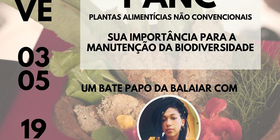 PANC e sua importância para a manutenção da biodiversidade  - com Hilbaty Rodrigues