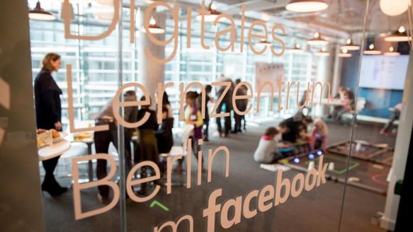 Digitales Lernzentrum von Facebook