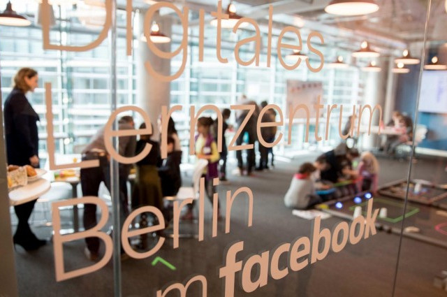 Digital Learning Center by Facebook