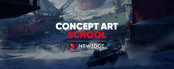 Concept Art Section