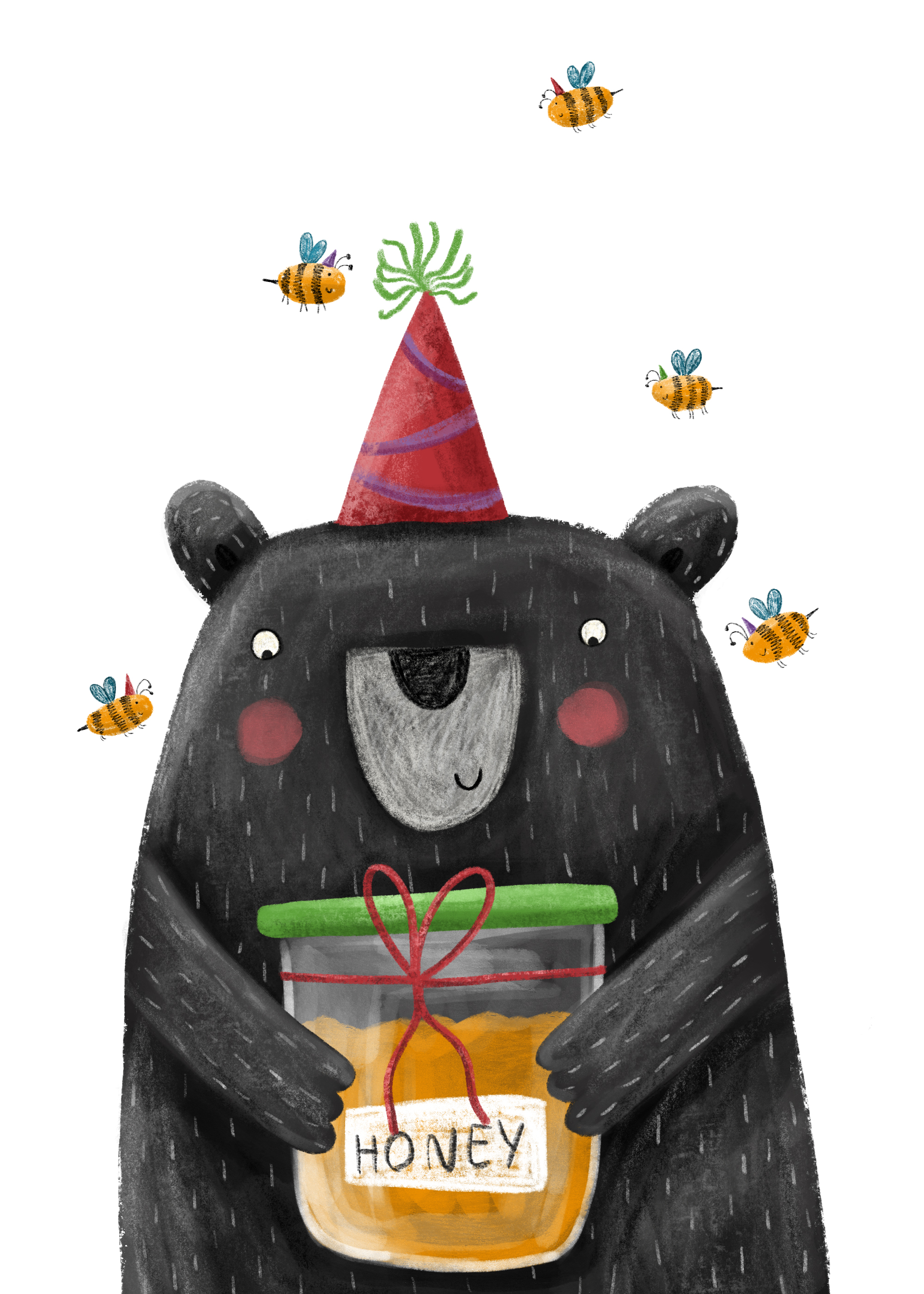 bear_honey