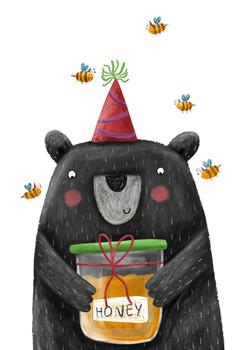 bear_honey