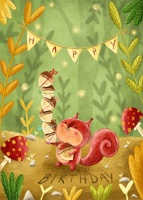 Invitation-squirrel2 copy