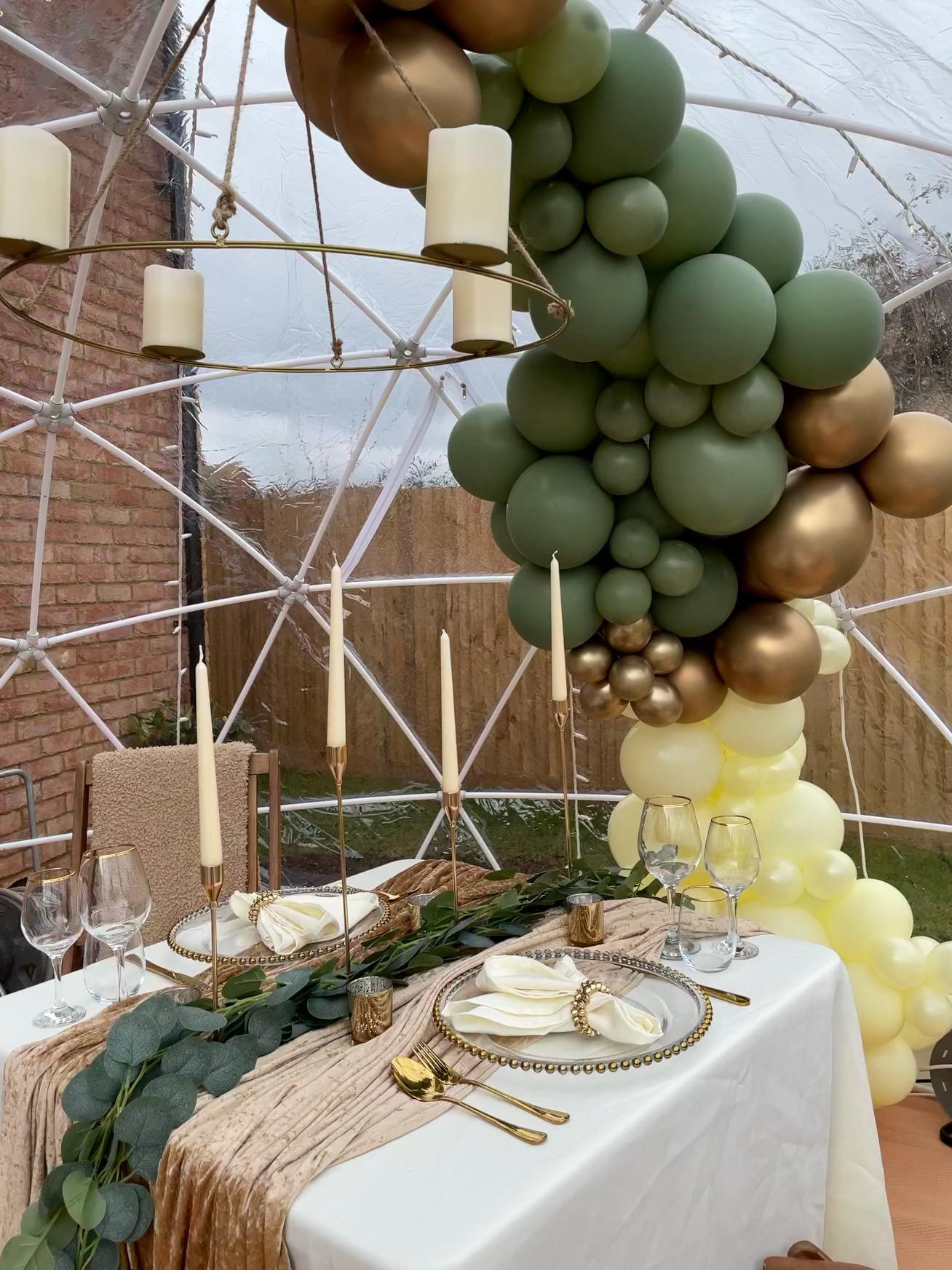 Formal Dining Pods