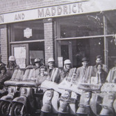 Margaret Buckley and The Chipmonks Scooter Club, 1960's.JPG