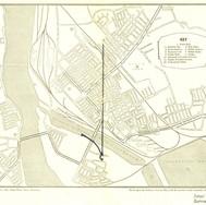 Barrow In Furness Street plan  circa 194