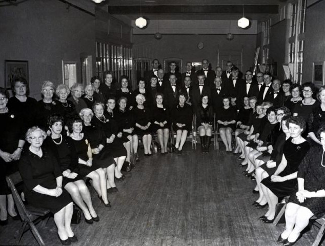 Barrow Madrigal Society 1970
