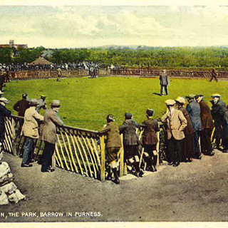 bowling green and bandstand in the Edwardian period.jpg