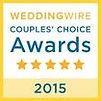 Wedding Wire Couple's Choice Awards 2015