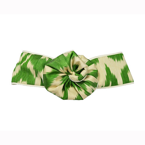 Frida Headband Green