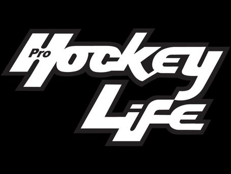 Hudson Sports partners with Pro Hockey Life!!