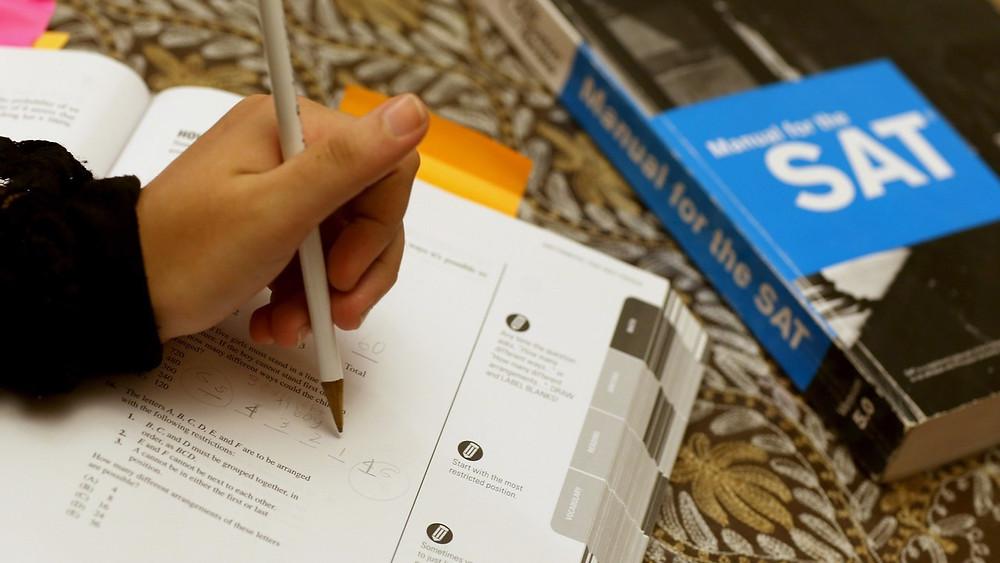 מבחן SAT