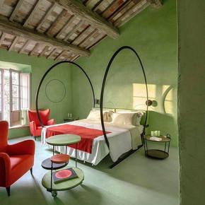 Luxury View Suite disegnata per Ilaria Miani