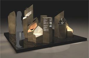 Progetto teche espositive Dorm Bracht